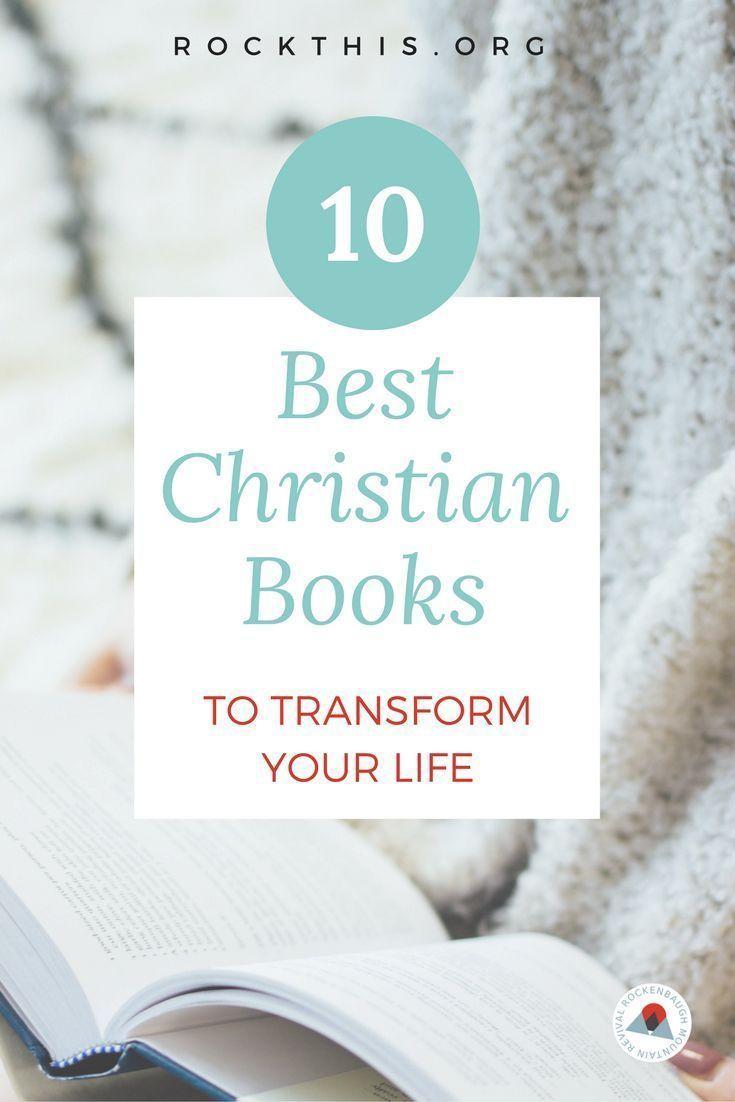 My Top 10 Favorite Christian Books   For Christian Teen