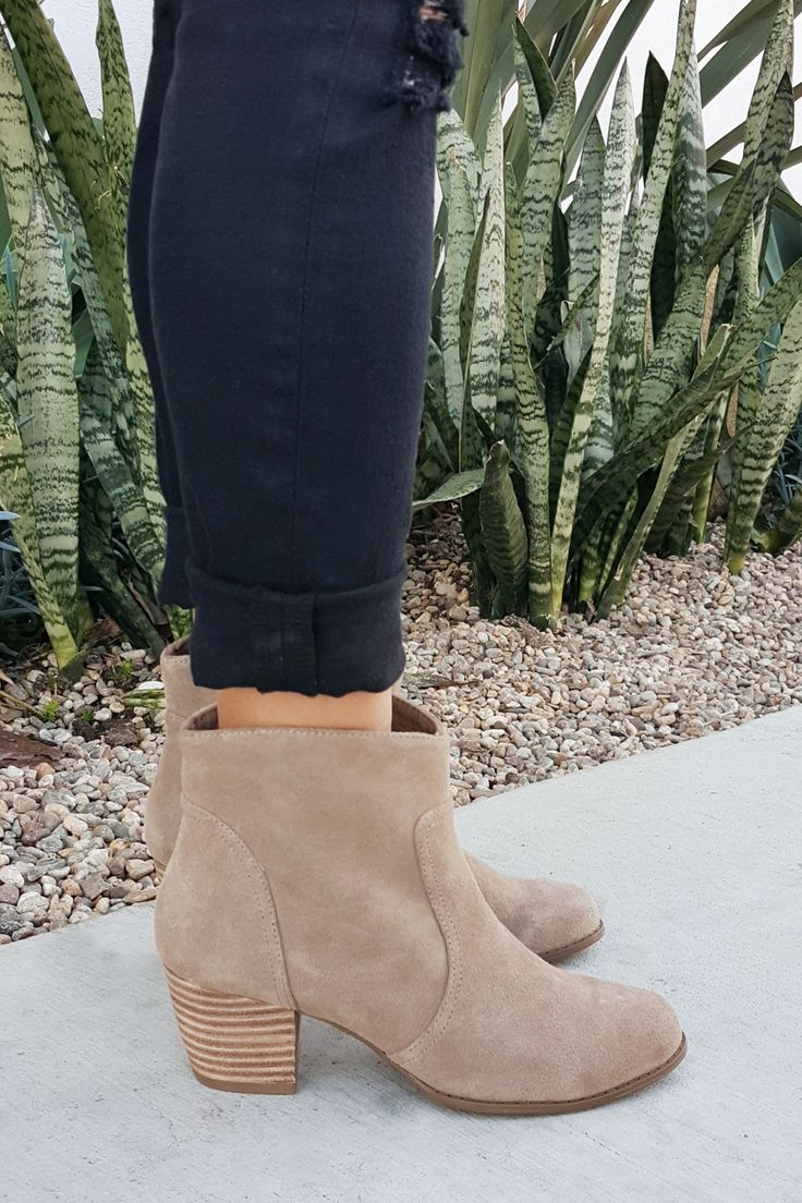 The most versatile booties you'll ever own | Sole Society Romy