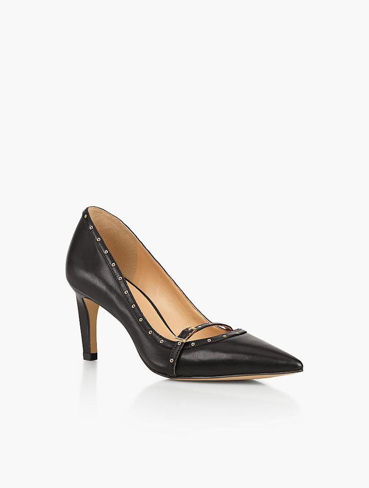 Talbots Shoes Vachetta Leather B