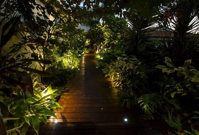 Landscape design journey along boardwalk   Designhunter - architecture & design blog