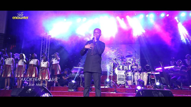 AKOKYEM NYAME JOE METTLE | Jazz, Chic, Concert