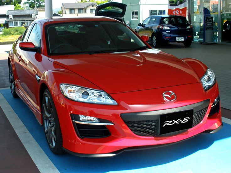 RX-8 Type RS