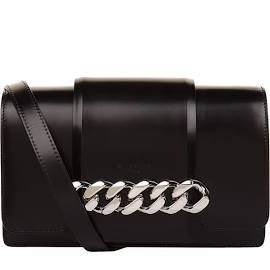 Givenchy Infinity Chain Shoulder Bag, Black