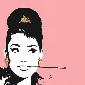 8 best Audrey Hepburn Pop Art images on Pinterest | Drawing art ...