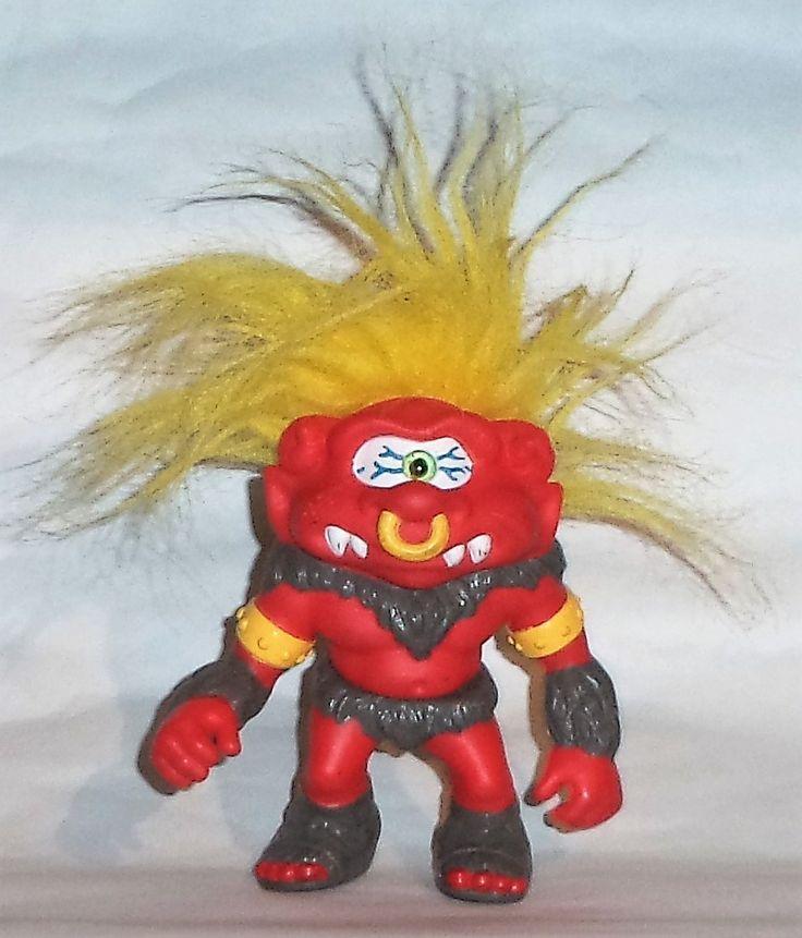Bulls-Eye Troll, Battle Trolls, Hasbro 1992.