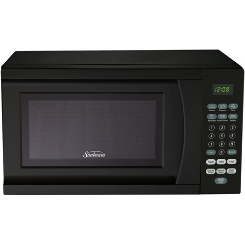Sunbeam 0 7 Cubic Foot Microwave Oven 60 15
