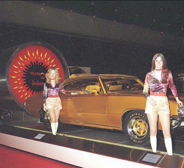 A A C C C Cce C Dd Afcc Chicago Auto Show Sun on 1971 Buick Skylark