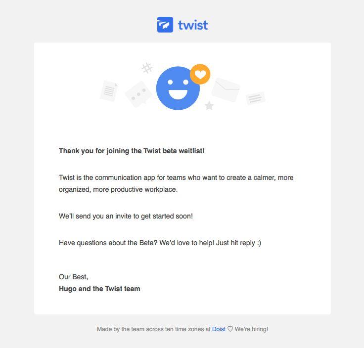 40 best Confirmation Emails images on Pinterest Email design - confirmation email template