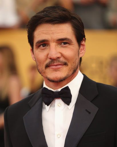 Pedro Pascal's Rakish Mustache Breaks All the Rules for Sexy Facial Hair   GQ