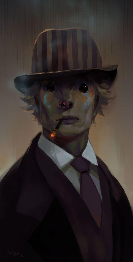 Art by Jen Zee, http://jenzeejunk.blogspot.com