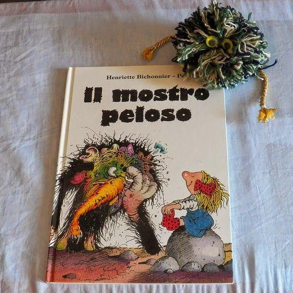 Mamma Claudia e le avventure del Topastro: Venerdì del libro: Il mostro peloso