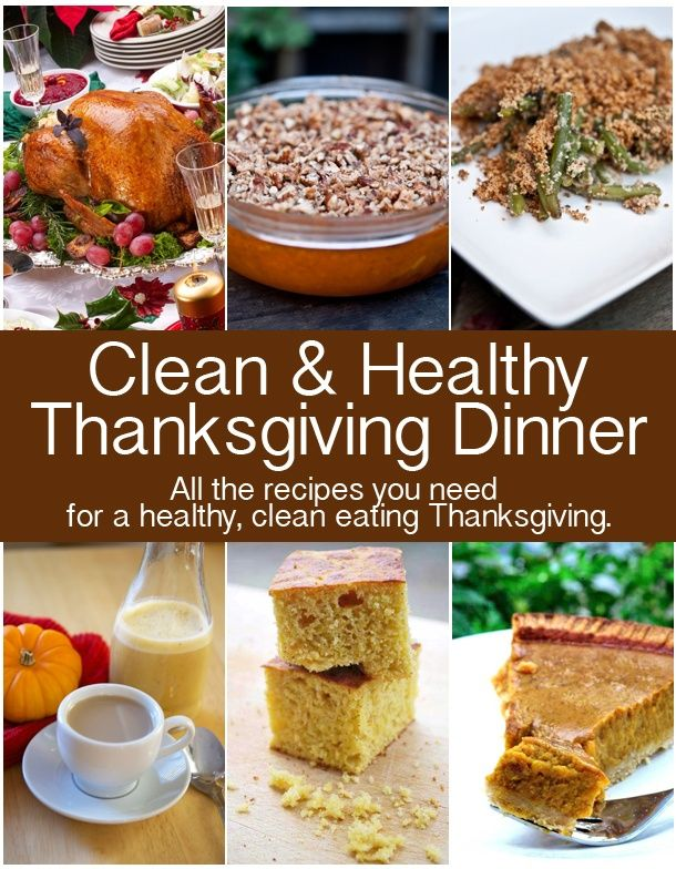 easy and simple healthy recipes thanksgiving pinterest