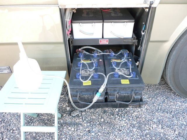 Do you take good care of your RV battery? This is an essential part of your motorhome so make sure you follow these tips before you head out RVing for the Summer...