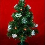 Buy cheapest 2ft Christmas tree suitable for office, desktop and also corner of the house. Get pre-lit, artificial, fake, fibre optic xmas tree of 2ft or lesser dimensions.