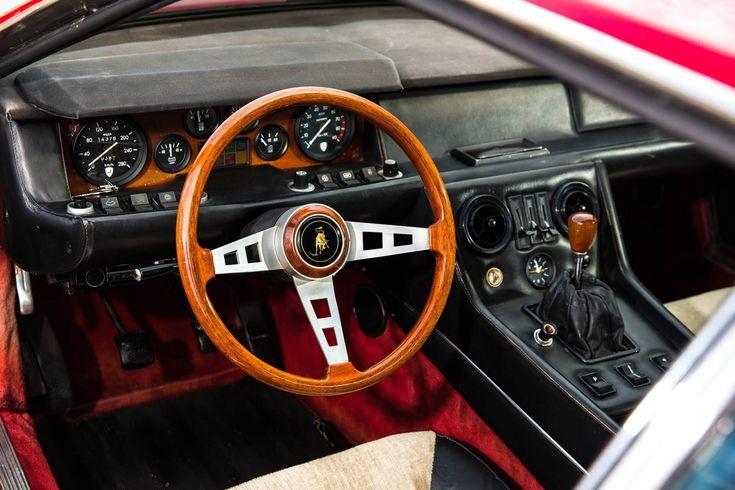 1971 Lamborghini Jarama - 400 GT | Classic Driver Market