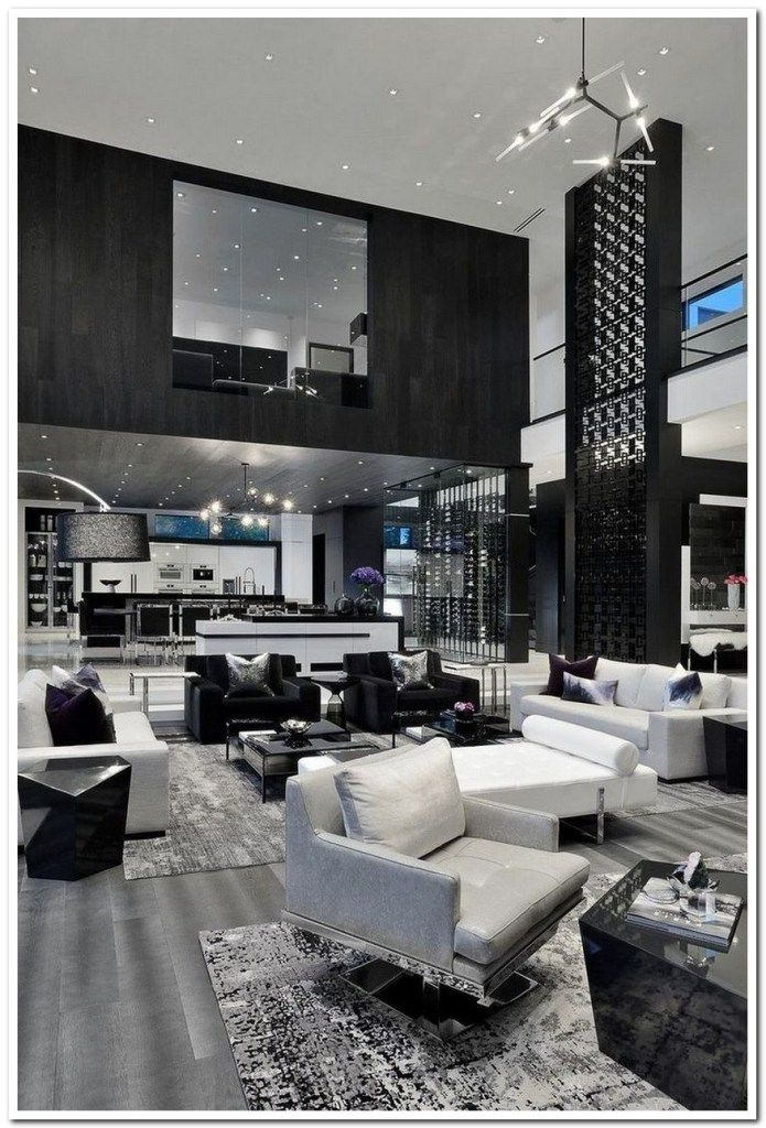 25 Fantastic Luxury Modern House Design Ideas For Live Better Buryam Com In 2020 Modern Luxury Interior Modern Houses Interior Luxury Living Room