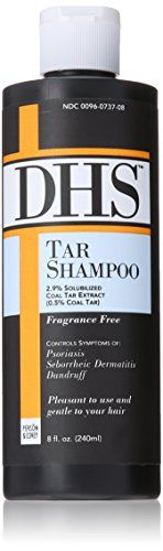 DHS Tar Shampoo 8 Fluid Ounce -- Continue to the product at the image link.