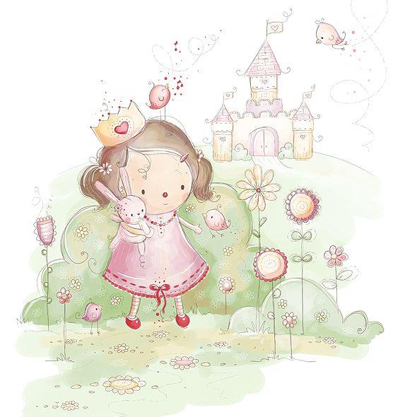 Princess Castle - Rachel Anne Miller
