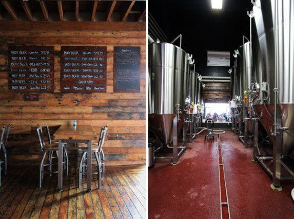 Slide Show: Fresh Bites and Brews at Buoy Beer | Portland Monthly: Astoria, OR