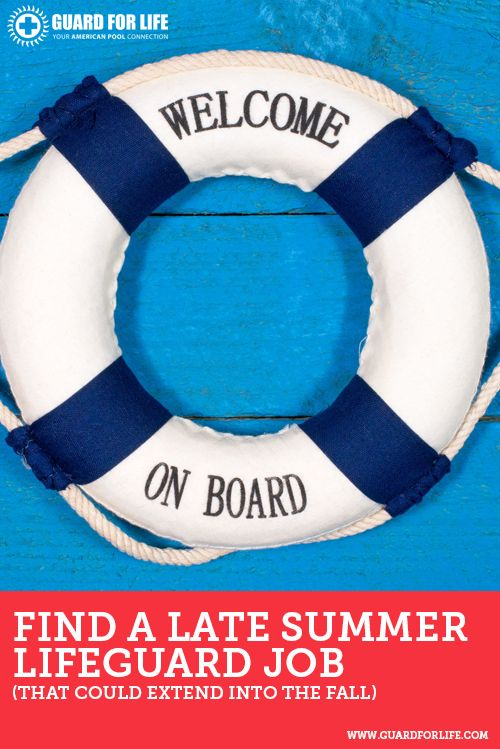 How I Became a Lifeguard