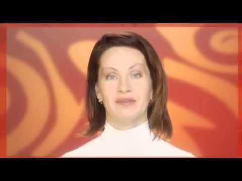 8 Гимнастика для лица и шеи Подтягиваем щеки - YouTube