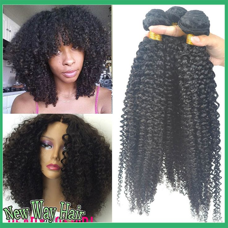7A virgin malaysian curly hair can be dyed, no tangle, no shed, nice kinky curly weave human hair extensions, DHL free shipping