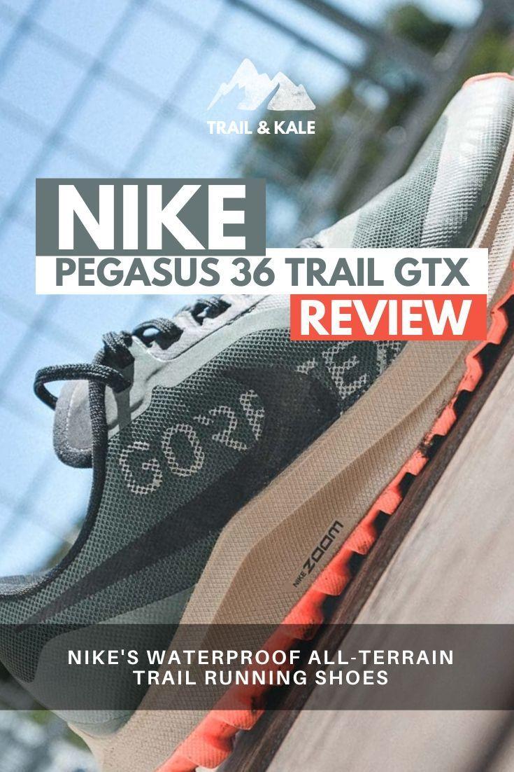 adiós mezcla marioneta  Nike Pegasus 36 Trail GTX Review 2021 [Editors Choice Award] | Nike  pegasus, Nike, Trail running shoes