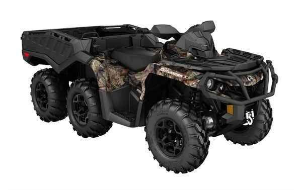 New 2016 Can-Am Outlander 6x6 XT 650 - Break-Up Country Camo ATVs For Sale in California. The tougher the terrain is, the better the characteristics of the Outlander 6x6 XT display. It sets a new standard in the segment by reaching previously impassable d http://www.deepbluediving.org/best-dive-watches/