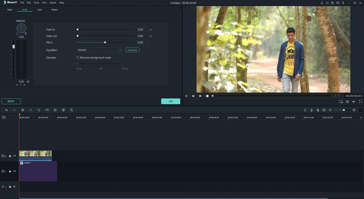 Filmora9 Review Filmora9 Free Download For Mac And Pc Just Video Tool Music Greenscreen