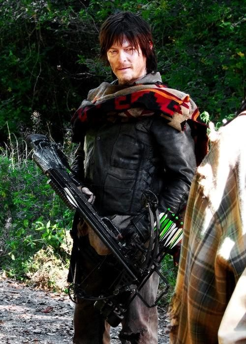 Très 97 best The PONCHO images on Pinterest | The walking dead, Daryl  HR48