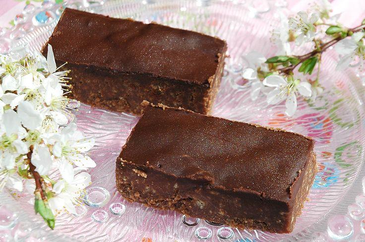 Rumos csokoládészelet