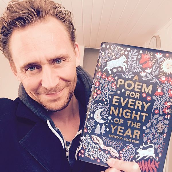 """Another fan of the wonderful Poem For Every Night of the Year by @AllieEsiri! We're so pleased you enjoyed, @twhiddleston"" (https://twitter.com/MacmillanKidsUK/status/797081447248969728 ) Full size image: https://pbs.twimg.com/media/Cw_IDvzXAAQ5XZI.jpg:large"