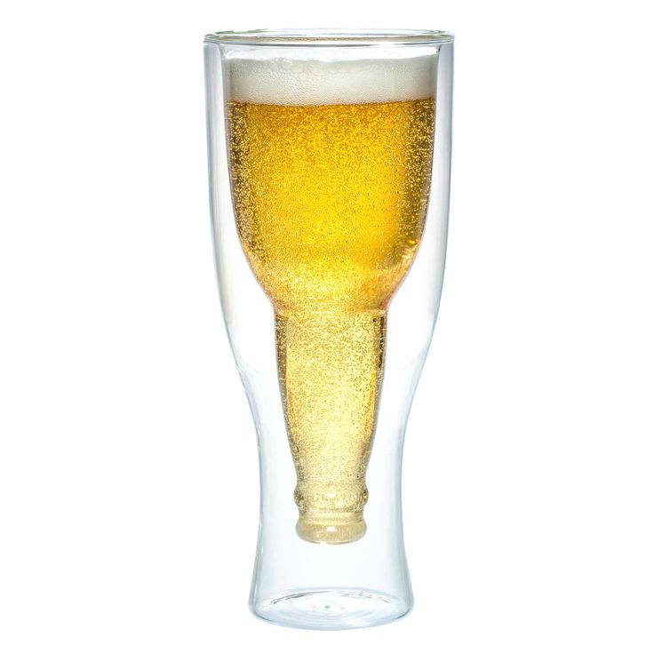 Top Up Double Wall™ Beer Glass