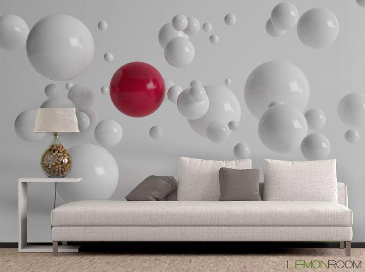 Wnętrza, Fototapety 3D - Fototapeta 3D od LemonRoom.pl ...