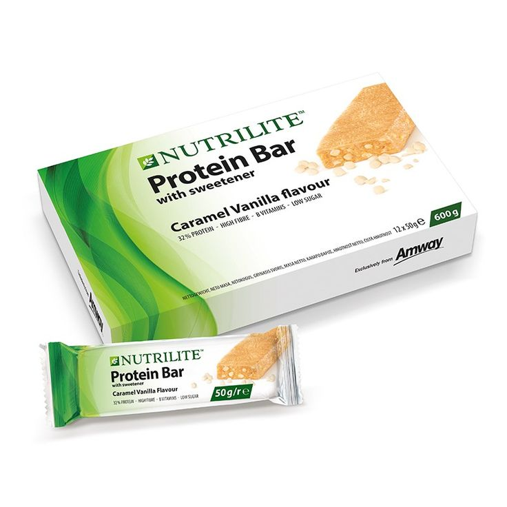 NUTRILITE Protein Bar Chocolate Flavour 119601