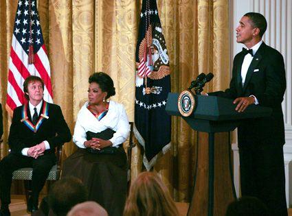 President Obama Honors Paul Mccartney >> 17 Best images about President Obama on Pinterest   Mr obama, The white and Malia obama