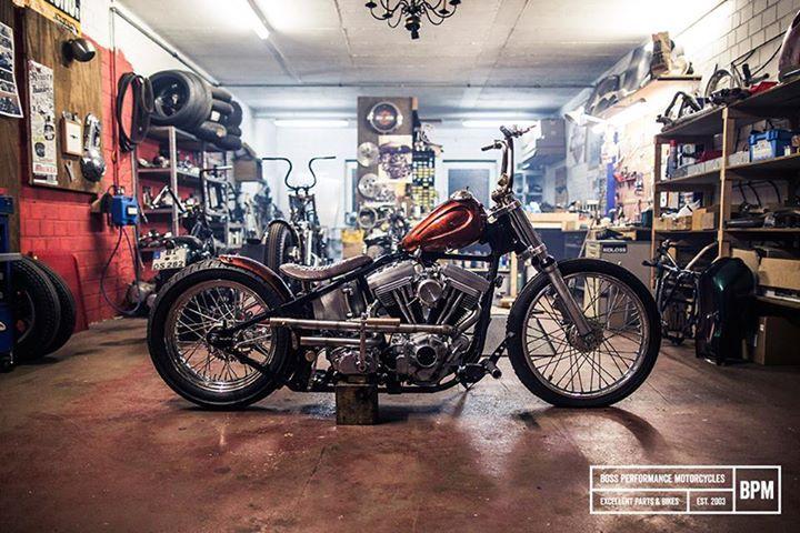 Frisco Softail Evo - www.boss-performance-motorcycles.de
