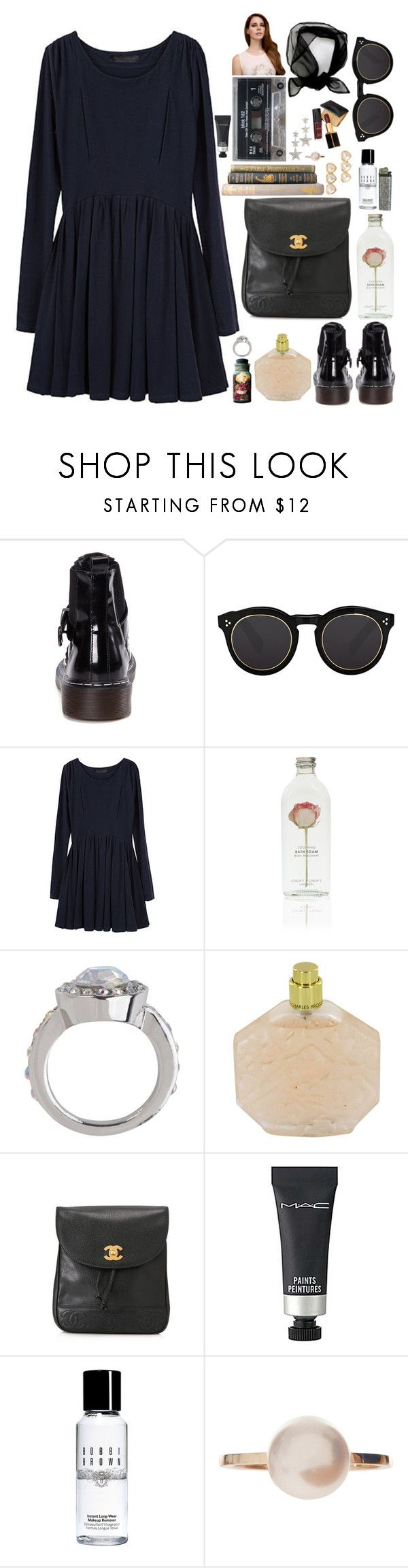 """save"" by gb041112 ❤ liked on Polyvore featuring Illesteva, Proenza Schouler, Chanel, MAC Cosmetics, Bobbi Brown Cosmetics, Sophie Bille Brahe and Tom Ford"
