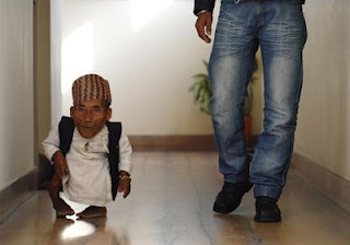 Smallest Person in the World