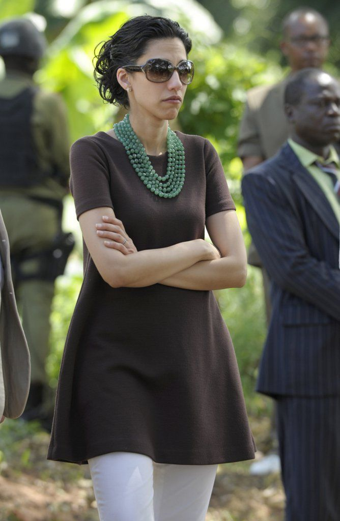 Huma Abedin Stands Behind Hillary Clinton, but Her Style Is Unmissable