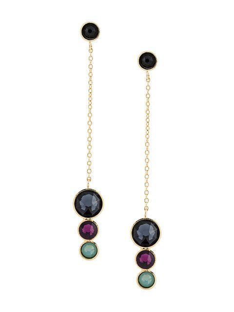Isabel Marant jewelled drop earrings