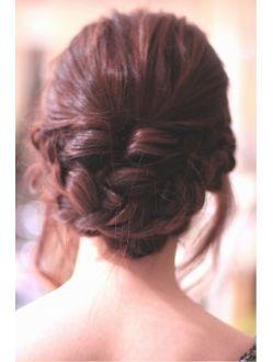 ヘアー ビューティー ルアージュ hair beauty ROUAGEクラシカルアップ