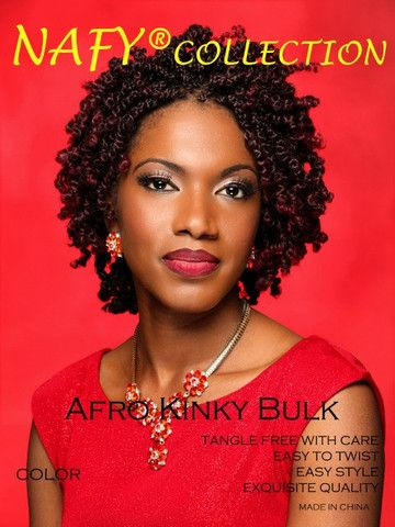 Nafy Collection Afro Kinky Bulk Atlanta Natural Hair Care | 17 best images about black twist hairstyles on pinterest