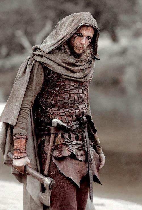 Floki - Shipbuilder, Warrior, Loyal Friend to Ragnar Lothbrok and to his Sons | Gustav Skarsgård | Vikings
