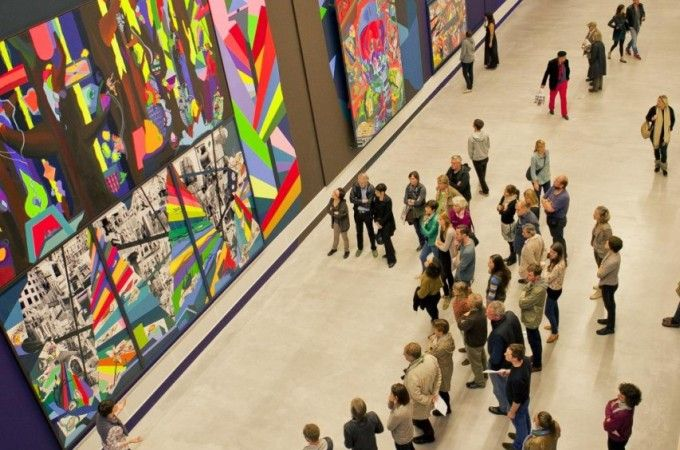 Art is long, life is short: Twisper's Guide to Berlin Art Week 2014