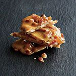 Microwave Bacon Brittle Recipe | MyRecipes.com | cooking light november 2014