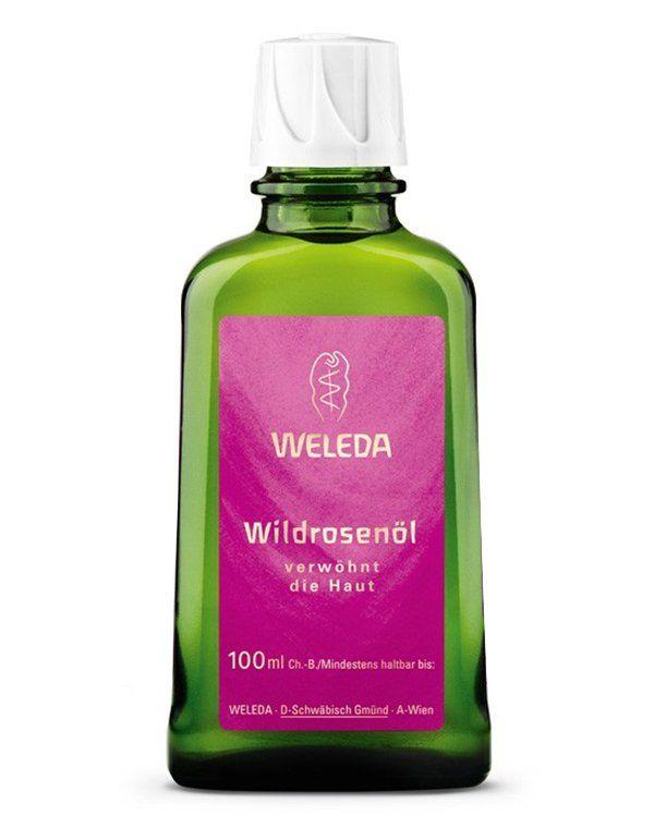 Розовое нежное масло для тела, Weleda купить от 1249 руб в Созвездии красоты