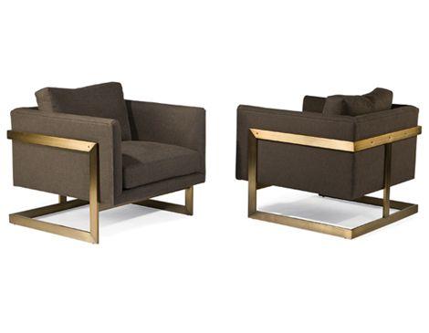 Milo Baughman 989-103 Chair