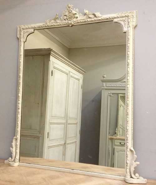 48 Best Over Mantle Mirrors Images On Pinterest
