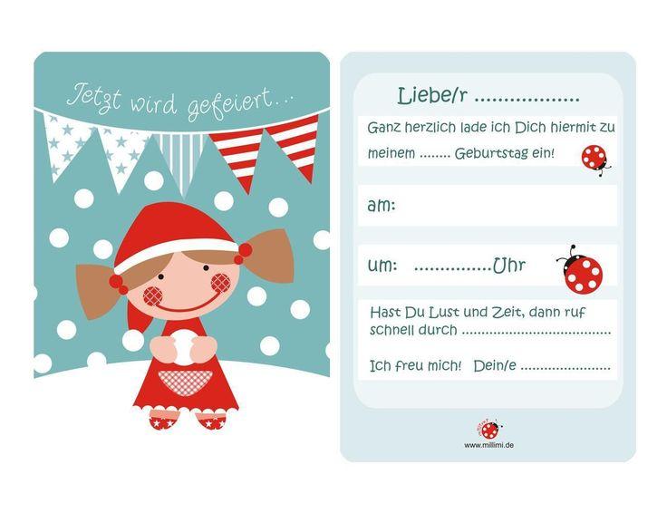 einladungskarten geburtstag : einladungskarten kostenlos zum ausdrucken geburtstag - Einladung Zum Geburtstag - Einladung Zum Geburtstag